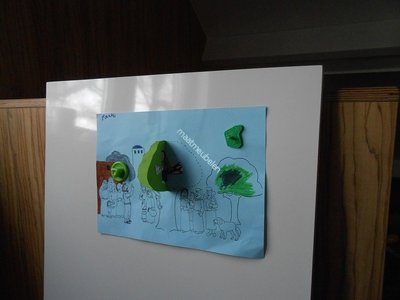 Magneetbord of whiteboard magnetisch op maat.